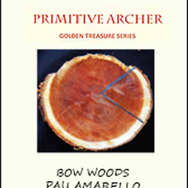 Golden Treasures Series Bow Woods Vol 3 Cover