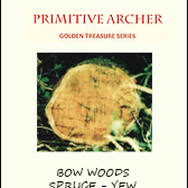 GTS Bow Woods Vol 4 Spruce through Yew cover