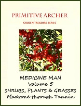 Golden Treasure Series, Medicine Man, Volume 5, Cover
