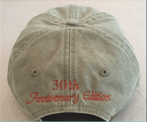 30th Anniversary Hat