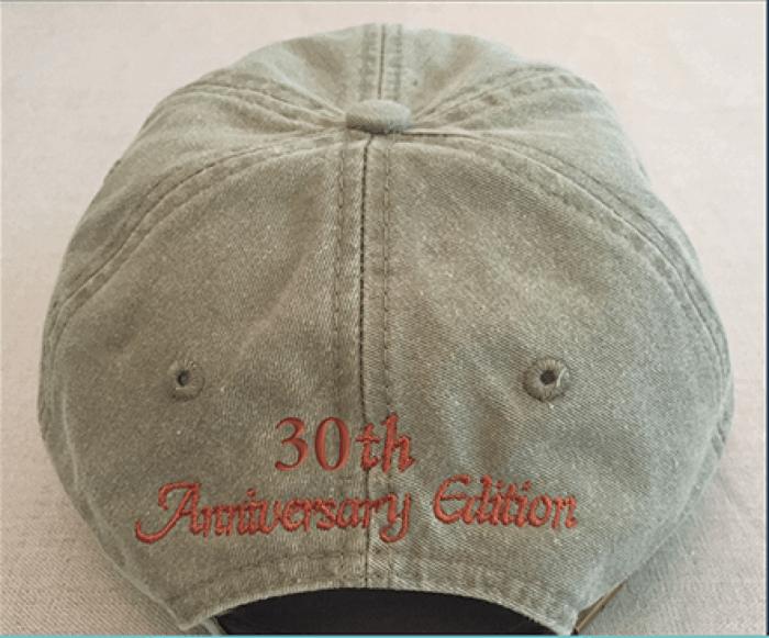 30th Anniversary Hat