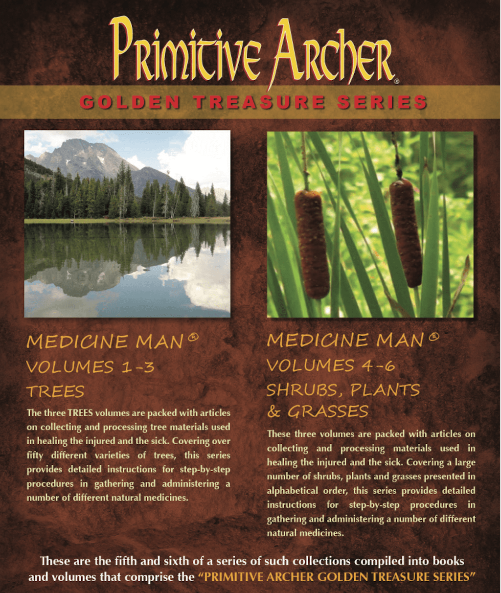 Cover of Medicine Man complete series