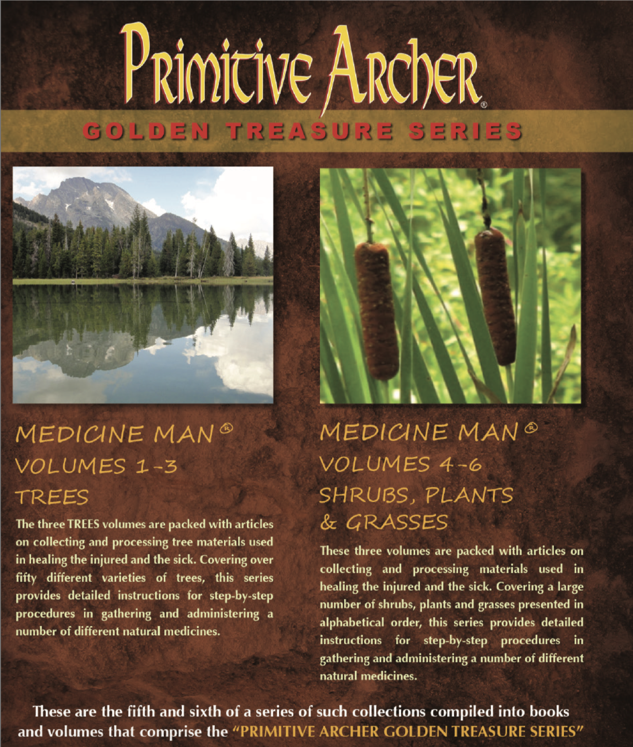 image of Medicine Man Full set