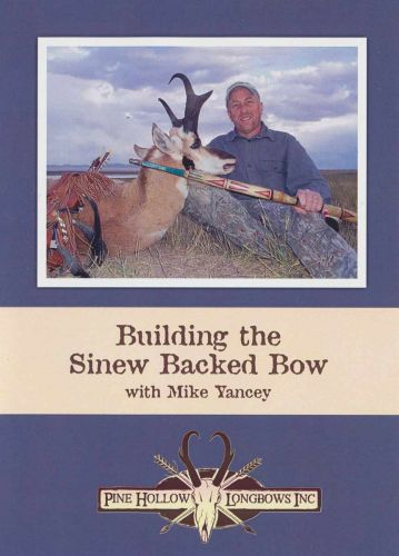 cover of Building the Sinew Back Bow