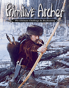 Cover of Primitive Archer Magazine Vol 4 Issue 2