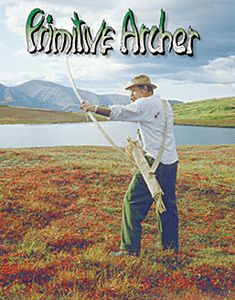 Cover of Primitive Archer Magazine Vol 5 Issue 2