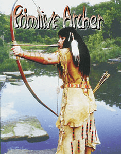 Cover of Primitive Archer Magazine Vol. 5 Issue 3
