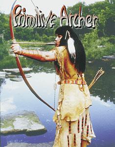 Cover of Primitive Archer Magazine Vol. 5 Issue 3