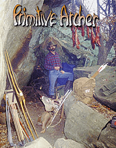 Cover of Primitive Archer Magazine Vol. 5 Issue 4