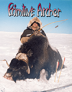 cover of Primitive Archer Magazine Vol. 6 Issue 1