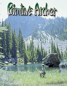 Cover of Primitive Archer Magazine Vol. 6 Issue 2