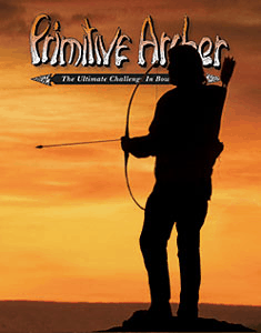 cover of Primitive Archer Magazine Vol. 6 Issue 3