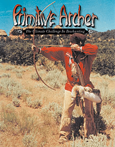 Cover of Primitive Archer Magazine Vol. 6 Issue 4