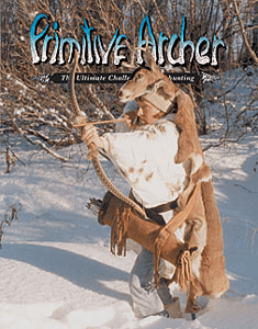Cover of Primitive Archer Magazine Vol 7 Issue 1