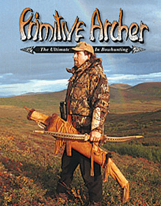 Cover of Primitive Archer Magazine Vol. 7 Issue 4