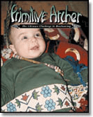 cover of Primitive Archer Magazine Vol. 8 Issue 1
