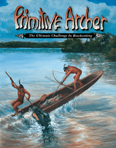 cover of Primitive Archer Magazine Vol 8 Issue 3