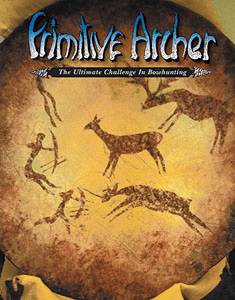 Cover of Primitive Archer Magazine Vol 8 Issue 4