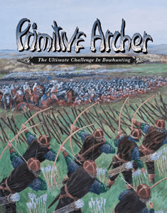 cover of Primitive Archer Magazine Vol 10 Issue 4