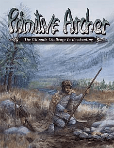 cover of Primitive Archer Magazine Vol 10 Issue 2