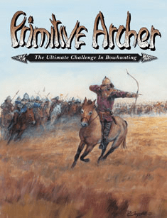 cover of Primitive Archer Magazine Volume 10 Issue 3