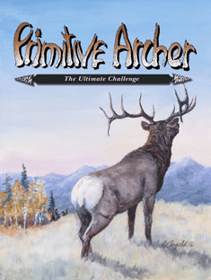 Cover of Primitive Archer Magazine Volume 11 Issue 3