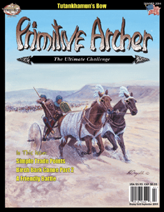 Cover of Primitive Archer Magazine Volume 12 Issue 2