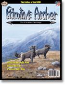 Cover at Primitive Archer Magazine Volume 12 Issue 3