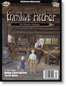 Cover of Primitive Archer Magazine Volume 12 Issue 4