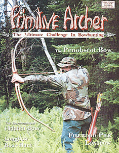 Cover of Primitive Archer Magazine Vol. 4 Issue 3