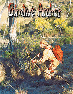 Cover of Primitive Archer Magazine Vol 5 Issue 1