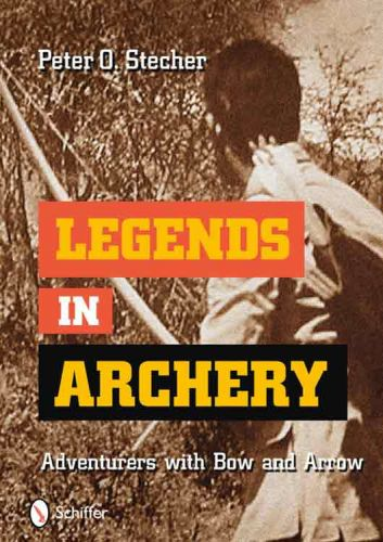 Cover of Legends in Archery