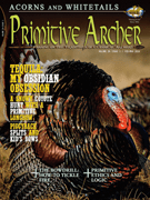 Cover of Primitive Archer Magazine Volume 24 Issue 1