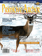 Cover of Primitive Archer Magazine Volume 23 Issue 1