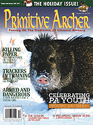Cover of Primitive Archer Volume 22 Issue 6