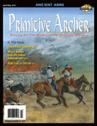 Cover of Primitive Archer Magazine Volume 18 Issue 2