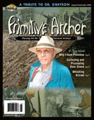 Cover of Primitive Archer Magazine Volume 17 Issue 4