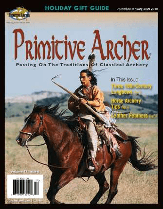 Cover of Primitive Archer Magazine Volume 17 Issue 6
