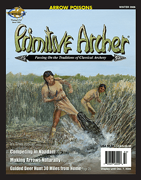 Cover of Primitive Archer Magazine Volume 14 Issue 14