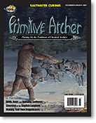 Cover of Primitive Archer Magazine Volume 14 Issue 5