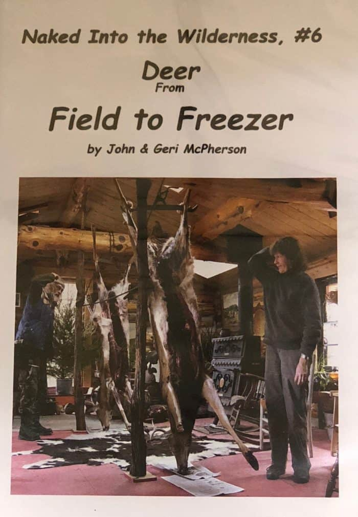Copy of Deer from Field to Freezer