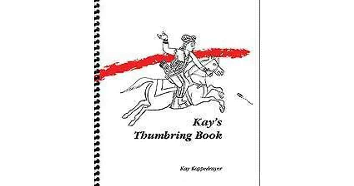 copy of Kay's Thumbring Book