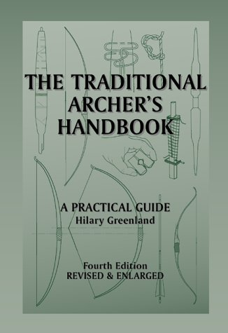 cover of The Traditional Archers Handbook