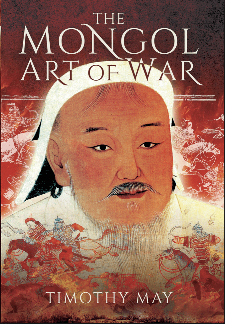 Cover of The Mongol Art of War