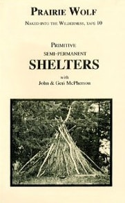 cover of Primitive Semi-Permanent Shelters