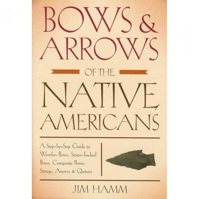 cover of Bows and Arrows of Native Americans
