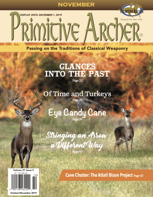 Cover of Primitive Archer Magazine Volume 27 Issue 5