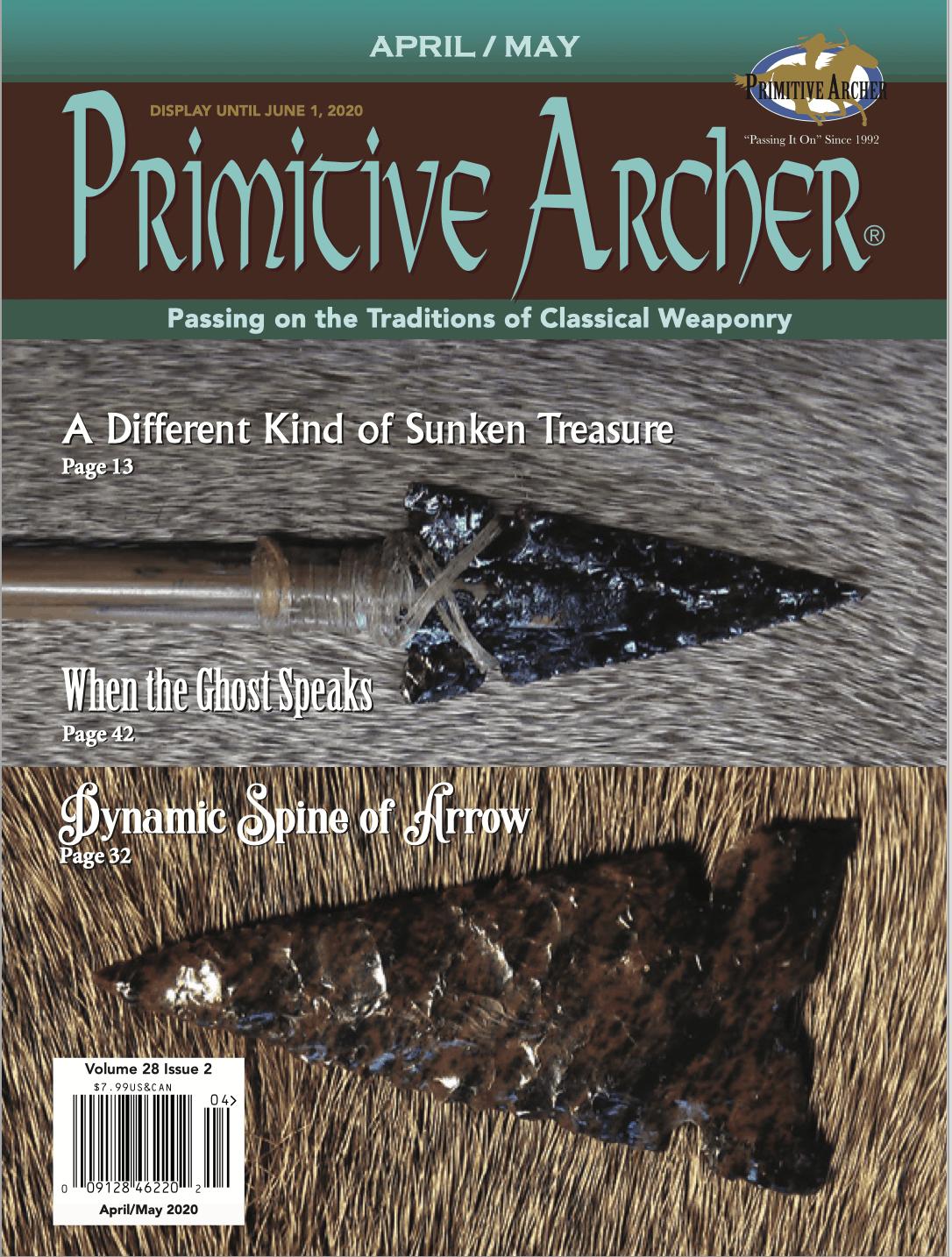 Primitive Archer Magazine Volume 28 Issue 2